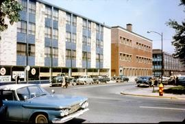 6. Lisgar St. Looking North Sudbury, Ontario - Robert Brown Ltd - Duplicate Benjamin Film Labs.