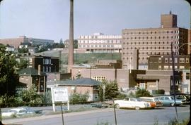 Four Schools, Public Library and Part of St. Joseph Hospital, Sudbury - Photo Copyright Rideau A...