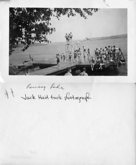 Ramsey Lake - Jack Heit took photograph