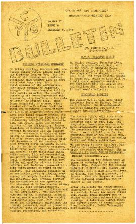 C.Y.O. Bulletin Volume II, Issue 8
